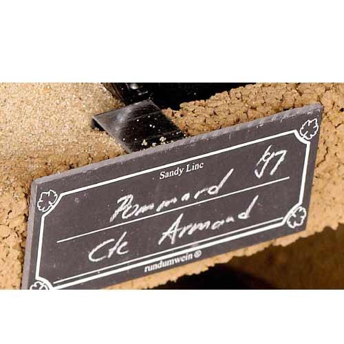 Sandyline tufsteen Leistenen etiket