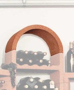 Wijnrek Cavo element boog